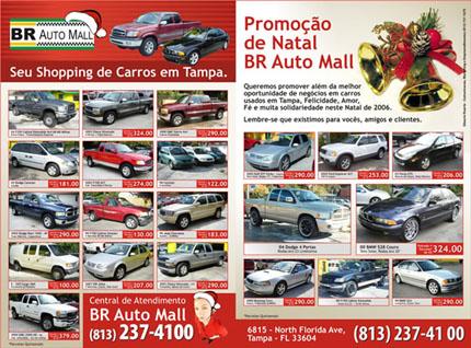 Promoção de Natal BR Auto Mall