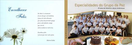 Capa do livro Especialidades do Grupo da Paz