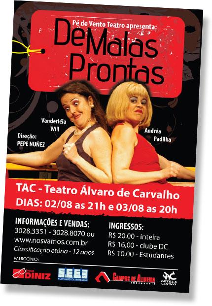 Felipeta De Malas Pronta - Grupo Teatral Pé de Vento
